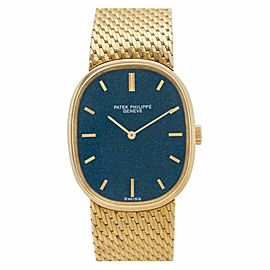 Patek Philippe Ellipse 3748/1 Gold 32.0mm Watch