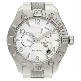 Zenith Elite 03.0516. Steel 43.0mm Watch