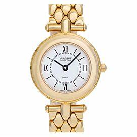 Van Cleef & Arpels Classic 437973 Gold 24.0mm Women's Watch