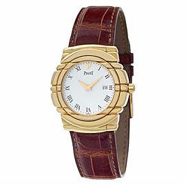 Piaget Tanagra 17041 M Gold 33.0mm Watch