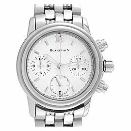 Blancpain Leman 2527 Steel 0.0mm Watch