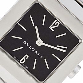 Bvlgari Quadratto SQ22SS Steel 22.0mm Women's Watch