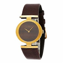 Baume & Mercier Classic 502134 Gold 23.5mm Women's Watch