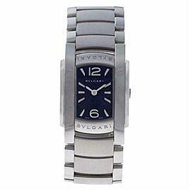 Bvlgari Assioma AA35S Steel 28.0mm Women's Watch