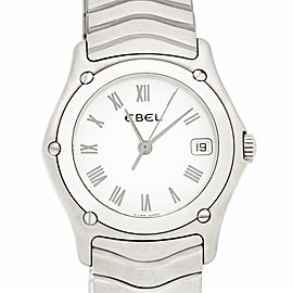 Ebel Classic 9087F21 Steel 27.0mm Women's Watch