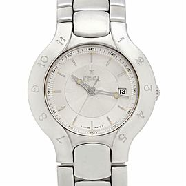 Ebel Lichine 09087970 Steel 33.0mm Watch