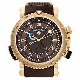 Breguet Marine 5847BR/Z Gold 46.0mm Watch