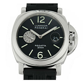 Panerai Luminor PAM00107 Steel 44mm Watch