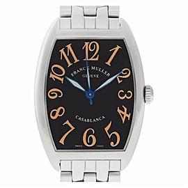 Franck Muller Casablanca 2852 WW Steel 37.0mm Watch