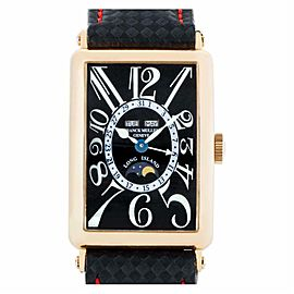 Franck Muller Long Island 1200 MC Gold 45.0mm Watch