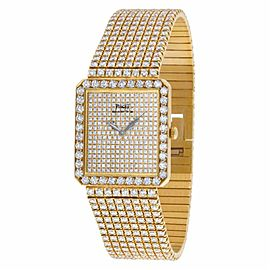 Piaget Classic 81541C62 Gold 27.0mm Women's Watch
