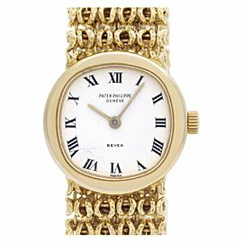 Patek Philippe Ellipse 4188-2 Gold 21.0mm Watch