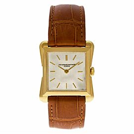 Vacheron Constantin Toledo 4963 Gold 23.0mm Watch
