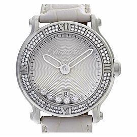 Chopard Happy Sport 288525-3 Steel 40.0mm Women's Watch