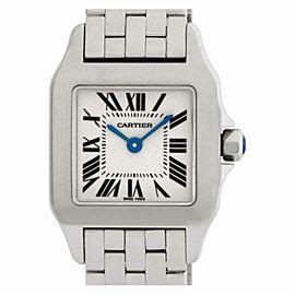 Cartier Santos Demoiselle W25064Z5 Steel 19.0mm Women's Watch