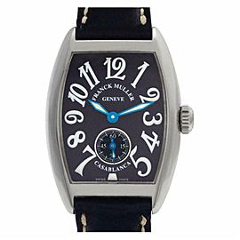 Franck Muller Casablanca 1750 S6 Steel 29.0mm Women's Watch