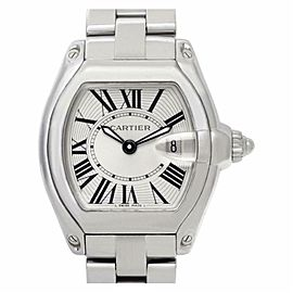 Cartier Roadster W62016V3 Steel 29.0mm Women's Watch