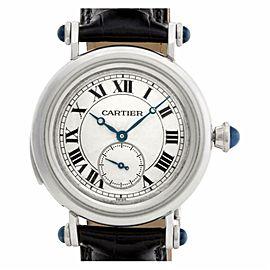 Cartier Minute Repeater 1462 Platinum 37.0mm Watch