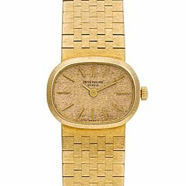Patek Philippe Ellipse 3373 Gold 16.5mm Women's Watch