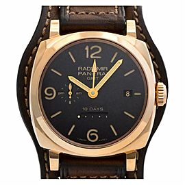 Panerai Radiomir PAM00273 Gold 45.0mm Watch