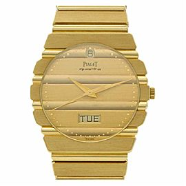 Piaget Polo 15562C70 Gold 31.0mm Watch