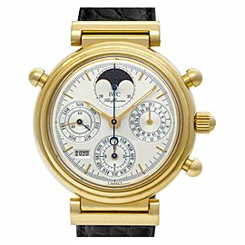 Iwc Da Vinci IW375107 Gold 39.0mm Watch