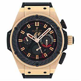 Hublot King Power 703.OM.1 Gold 48.0mm Watch