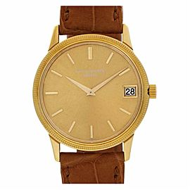 Patek Philippe Calatrava 3602 Gold 33.0mm Watch