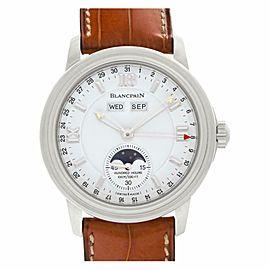 Blancpain Leman 2763 Steel 38.0mm Watch