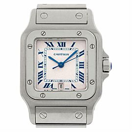Cartier Santos W20018D6 Steel 29.0mm Watch