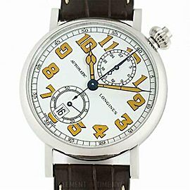 Longines Heritage L2.812.4 Steel 41.0mm Watch