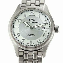 Iwc Pilot IW3255-0 Steel 39.0mm Watch
