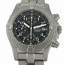 Breitling Avenger E13360 Titanium 44.0mm Watch