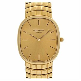 Patek Philippe Ellipse 3738/115 Gold 35.5mm Watch