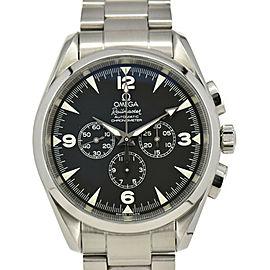 OMEGA Railmaster 2512.52 Chronometer Cal.3205 black Dial Automatic Watch