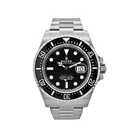 Men's Rolex Sea-Dweller 43, Stainless Steel, Black dial, 126600