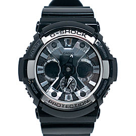 Casio G-shock GA-200BW Resin Watch