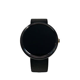 Motorola Moto 360 00865NAR Steel Watch