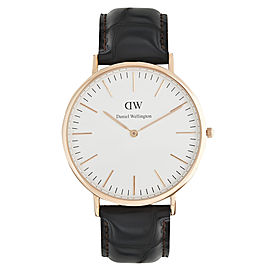 Daniel Wellington York 0510DW Steel Women's Watch