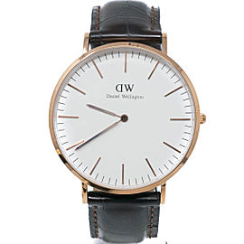 Daniel Wellington Classic 0111DW Steel Watch