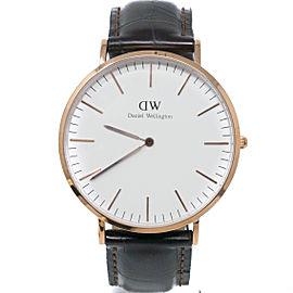 Daniel Wellington Classy Winchester 0109DW Steel Watch