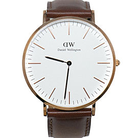 Daniel Wellington St Mawes 0106DW Steel Watch