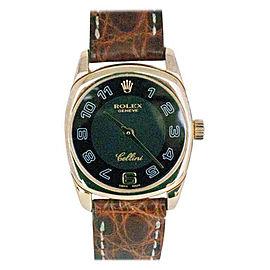 Rolex Cellini 6229 Gold 26.5mm Women's Watch