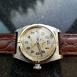 Mens Rolex Oyster Perpetual Ref.3372 32mm 18k & ss Automatic c.1940s LV960BRN