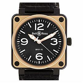 Bell & Ross Military Spec. BR01-92- Steel 46.0mm Watch