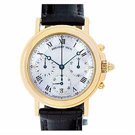 Breguet Horloger De La Marine 3460BA/1 Gold 35.0mm Watch