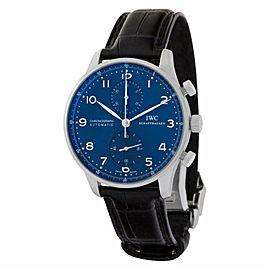 Iwc Portuguese IW371447 Steel 41.0mm Watch