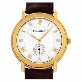 Audemars Piguet Jules Audemars 15056OR. Gold 36.0mm Watch