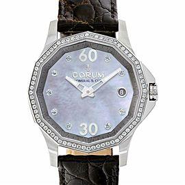 Corum Admiral 01.0091 Steel 38.0mm Women's Watch