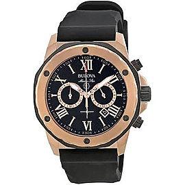 Bulova Chronograph C NO-REF# Steel Watch (Certified Authentic & Warranty)